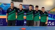 Ξεκίνημα με το δεξί για την ομάδα μας στο πρωτάθλημα Β'Εθνικης Δ.Ελλαδας στο Πινγκ Πονγκ